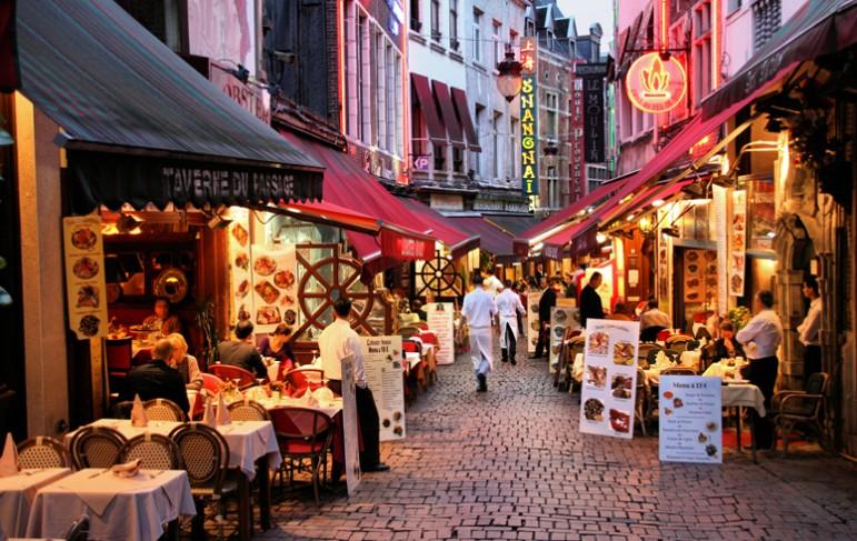 Destinos Para Chocólatras Bélgica