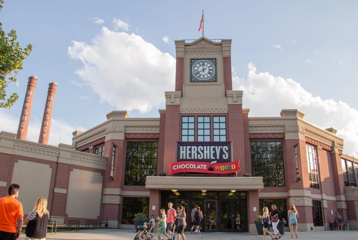 Destinos Para Chocólatras Hershey