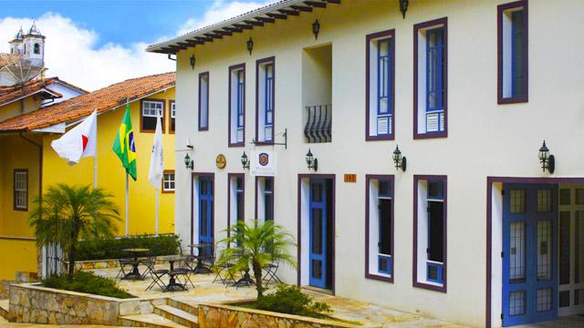 Paixão de Cristo no Brasil, Ouro Preto, Pousada Minas Gerais