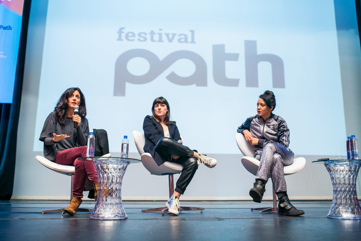 Palestrantes Festival Path