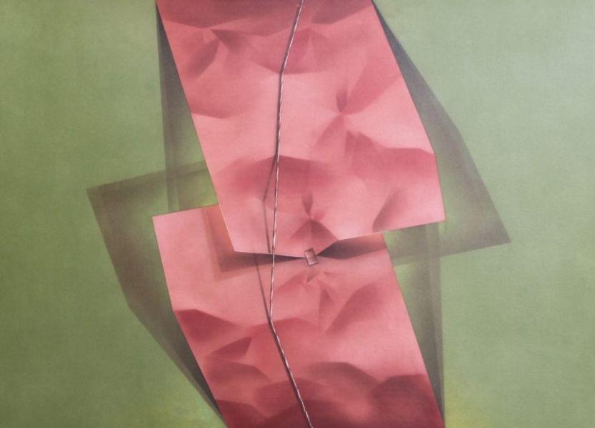 """""""Embrulho Ferrugem"""" (2010)."""