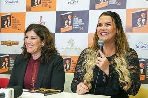 Ela é linda! Mãe de Cristiano Ronaldo abre Casa Aveiro em Gramado