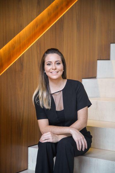 Personalidade TOPVIEW da Hotelaria 2018 Carolina Nacli