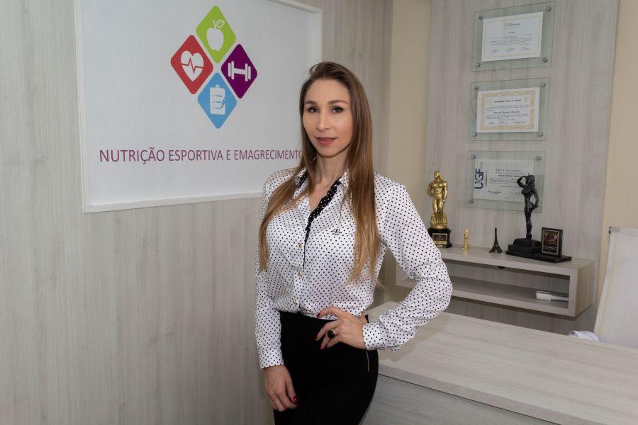 Personalidades TOPVIEW Nutricionista 2018 Debora Mocelin