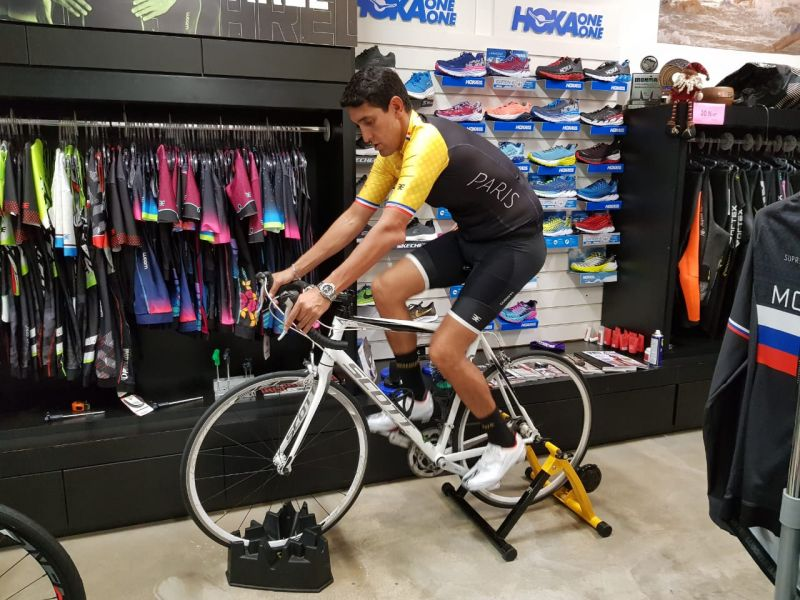 Projeto 75: bike fit.
