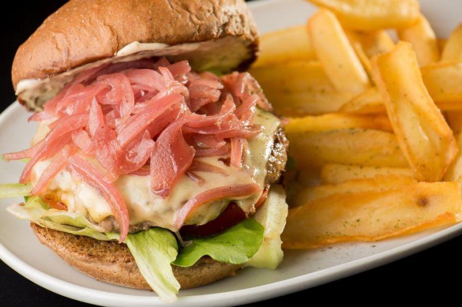 porco Moura Burger