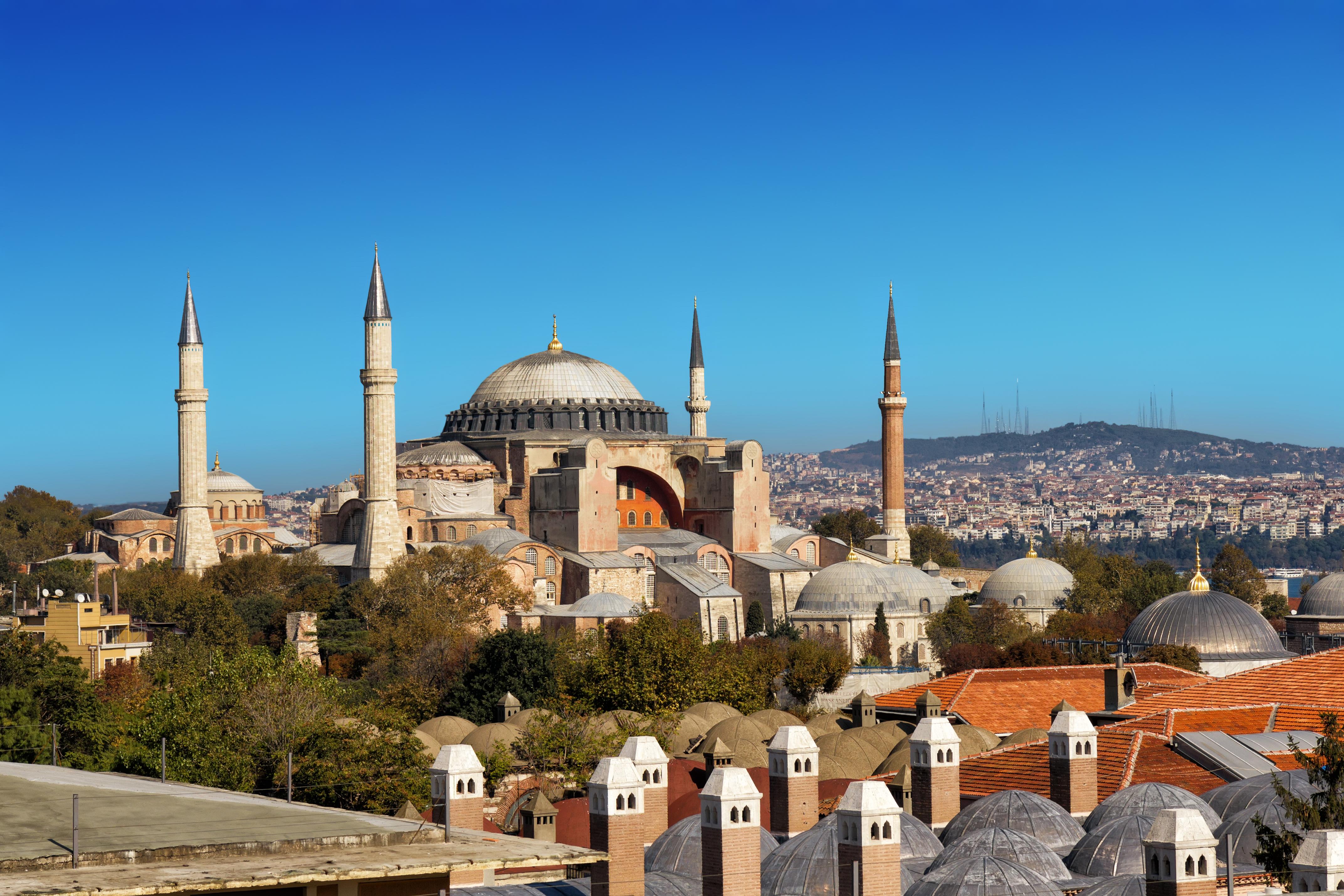 basilica Santa Sofia istambul