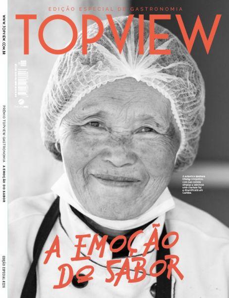 topview edição gastronomia