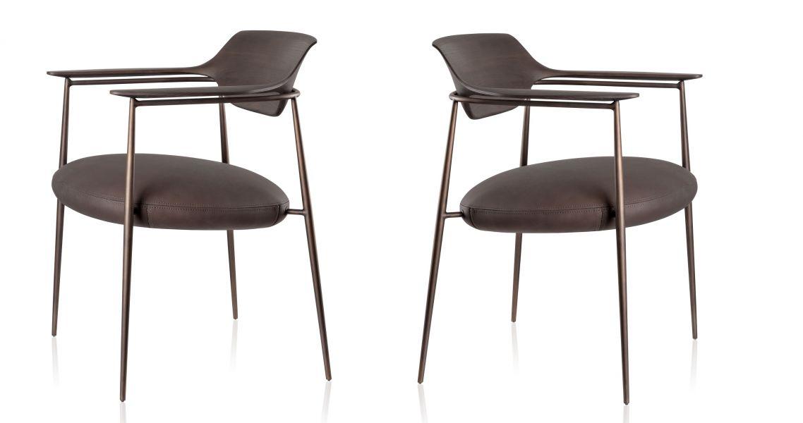 A cadeira Ella da Ton Sur Ton